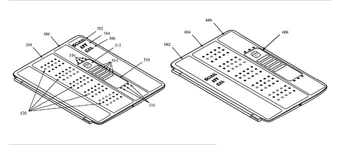 SmartCover Patent