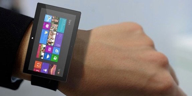Surface Watch (Concept)