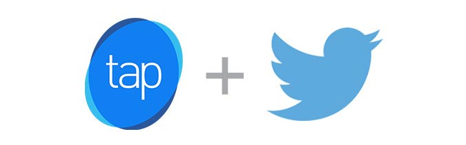 Twitter and TapCommerce