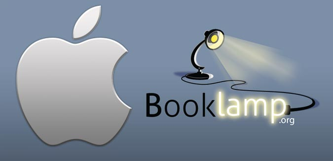 Apple and BookLamp