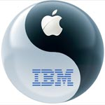 Apple and IBM