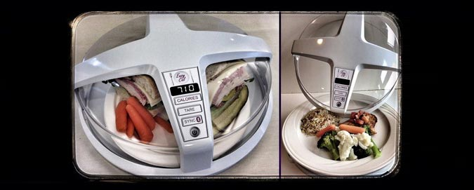 Calorie Counting Microwave