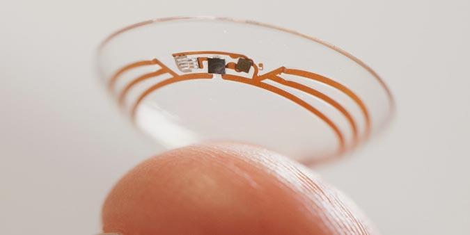 Google's Contact Lens