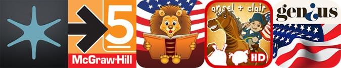 U.S History Apps