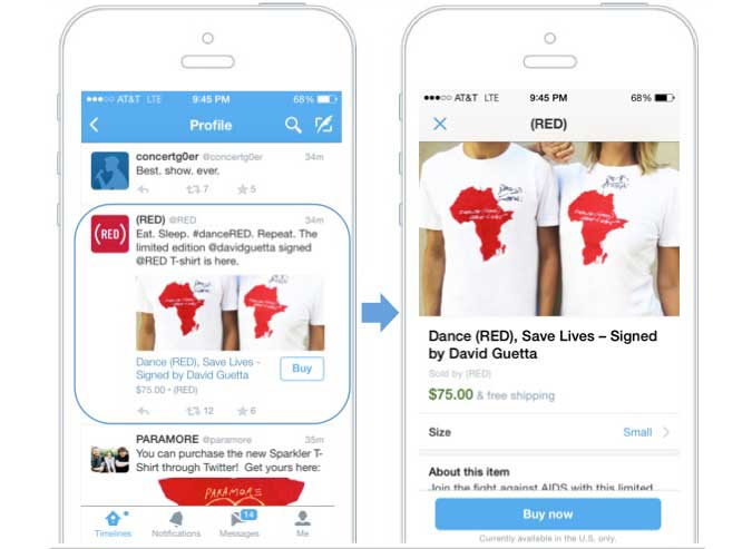 Twitter's Buy Button