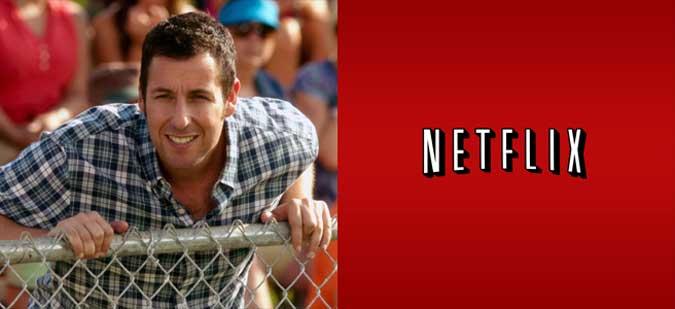 Adam Sandler and Netflix