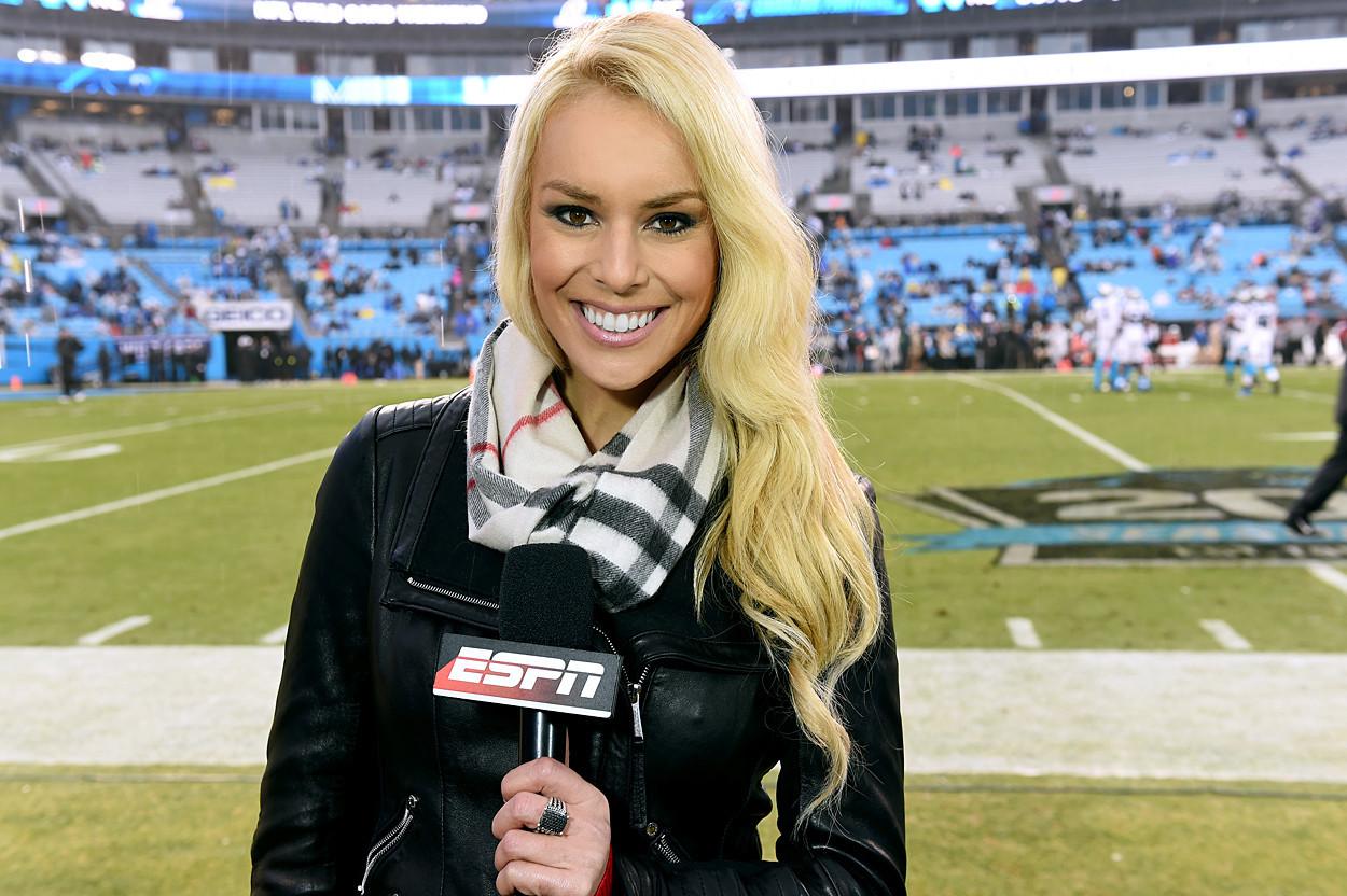 Britt McHenry ESPN