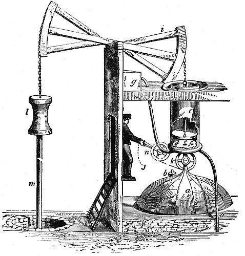 Newcomen Steam Engine
