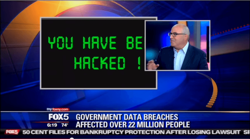 Fox5 Government Data Breach Shelly Palmer