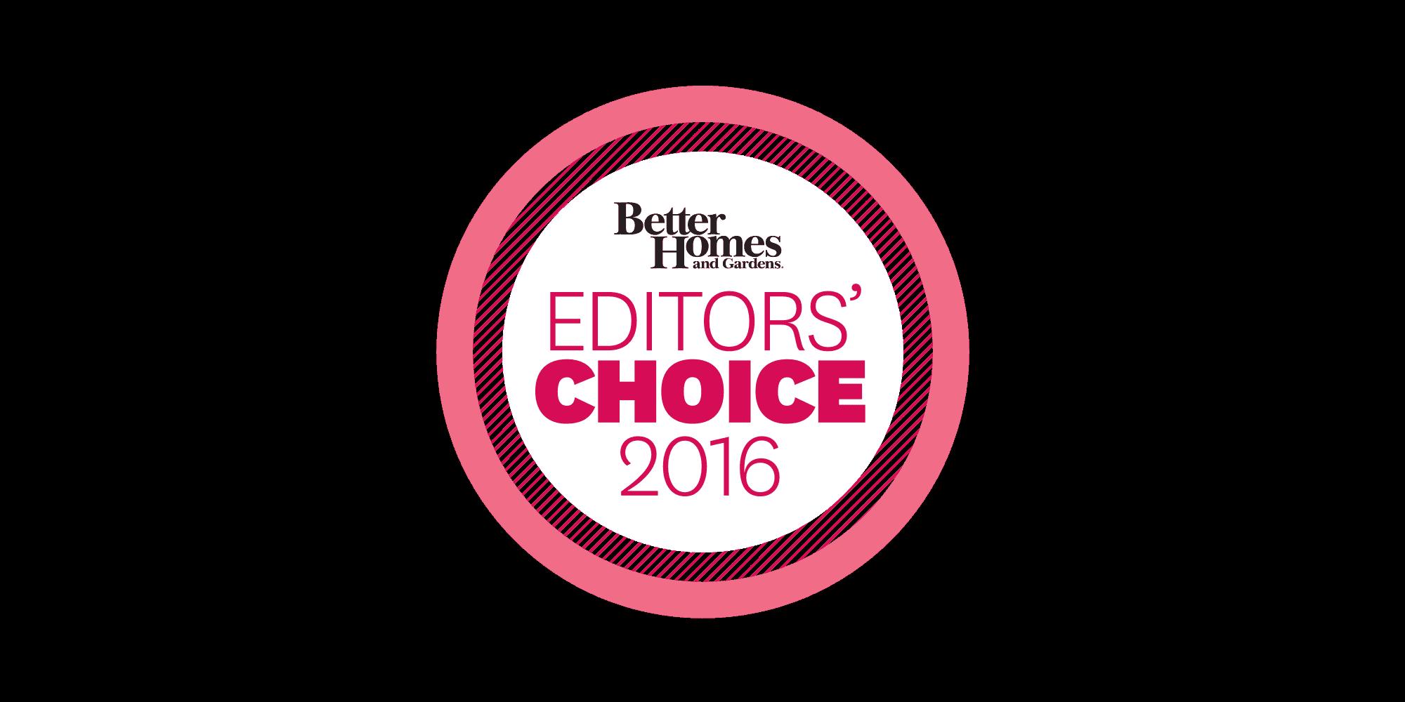 BHG Editors' Choice Innovation Awards