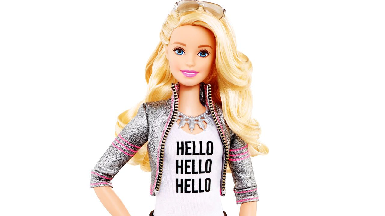 Hello Barbie!