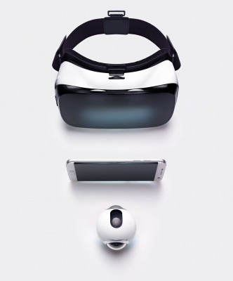 Samsung Gear 360 VR and S7