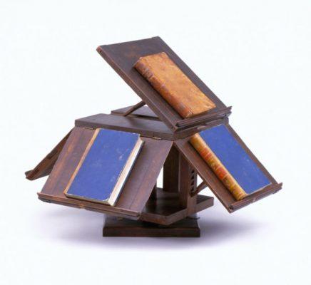 Revolving Bookstand