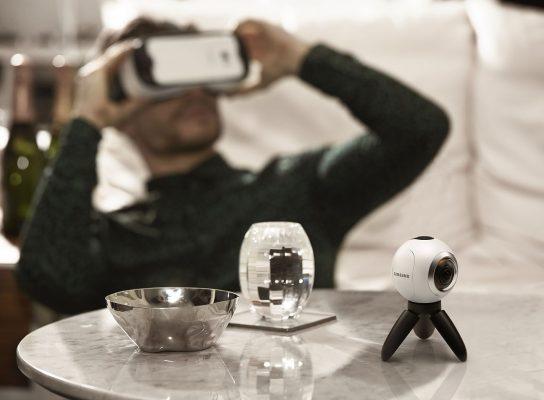Galaxy Gear VR and Gear 360