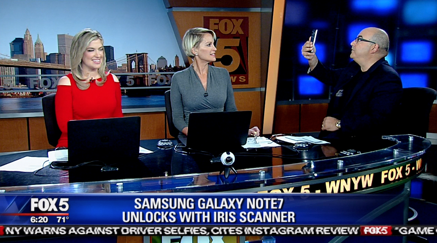 Shelly Palmer on Fox 5