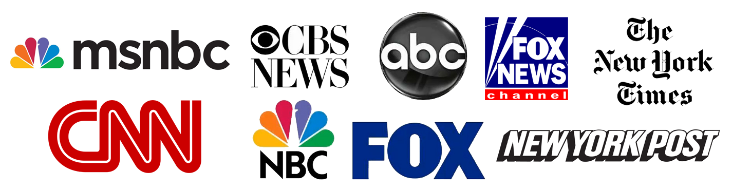 Mainstream Media Logos