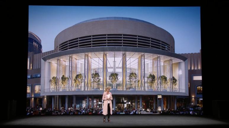 Apple Experiential Retail