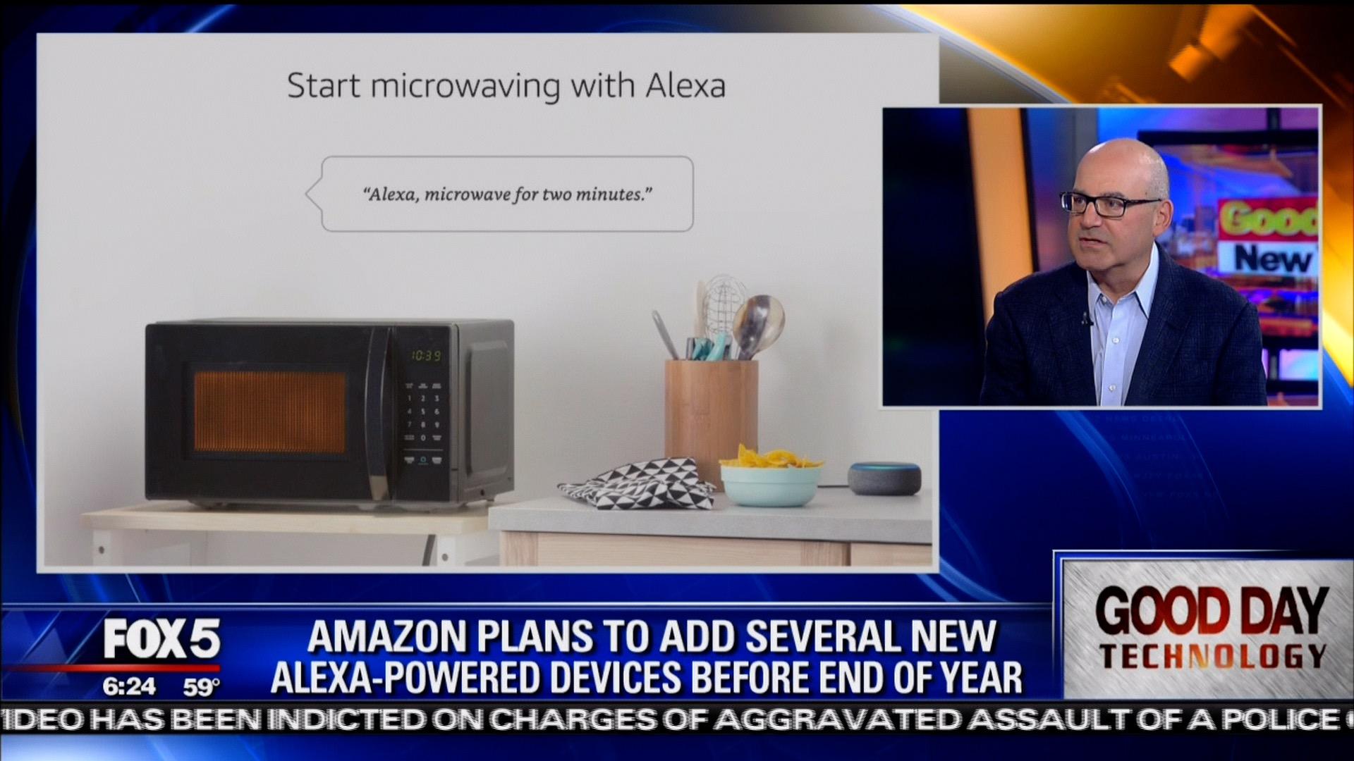 Shelly Talks Alexa