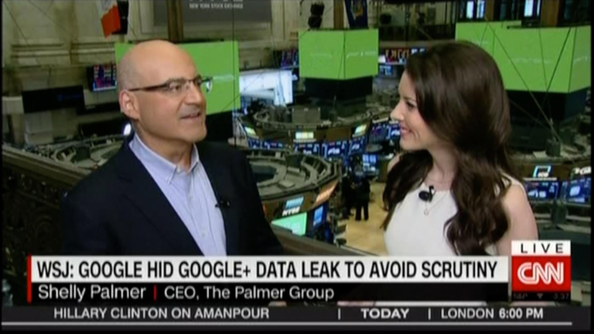 Google Data Leak