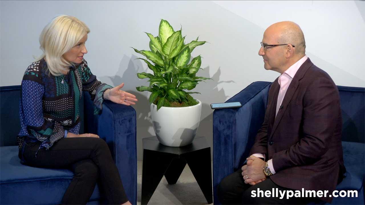 Carolyn Everson & Shelly Palmer