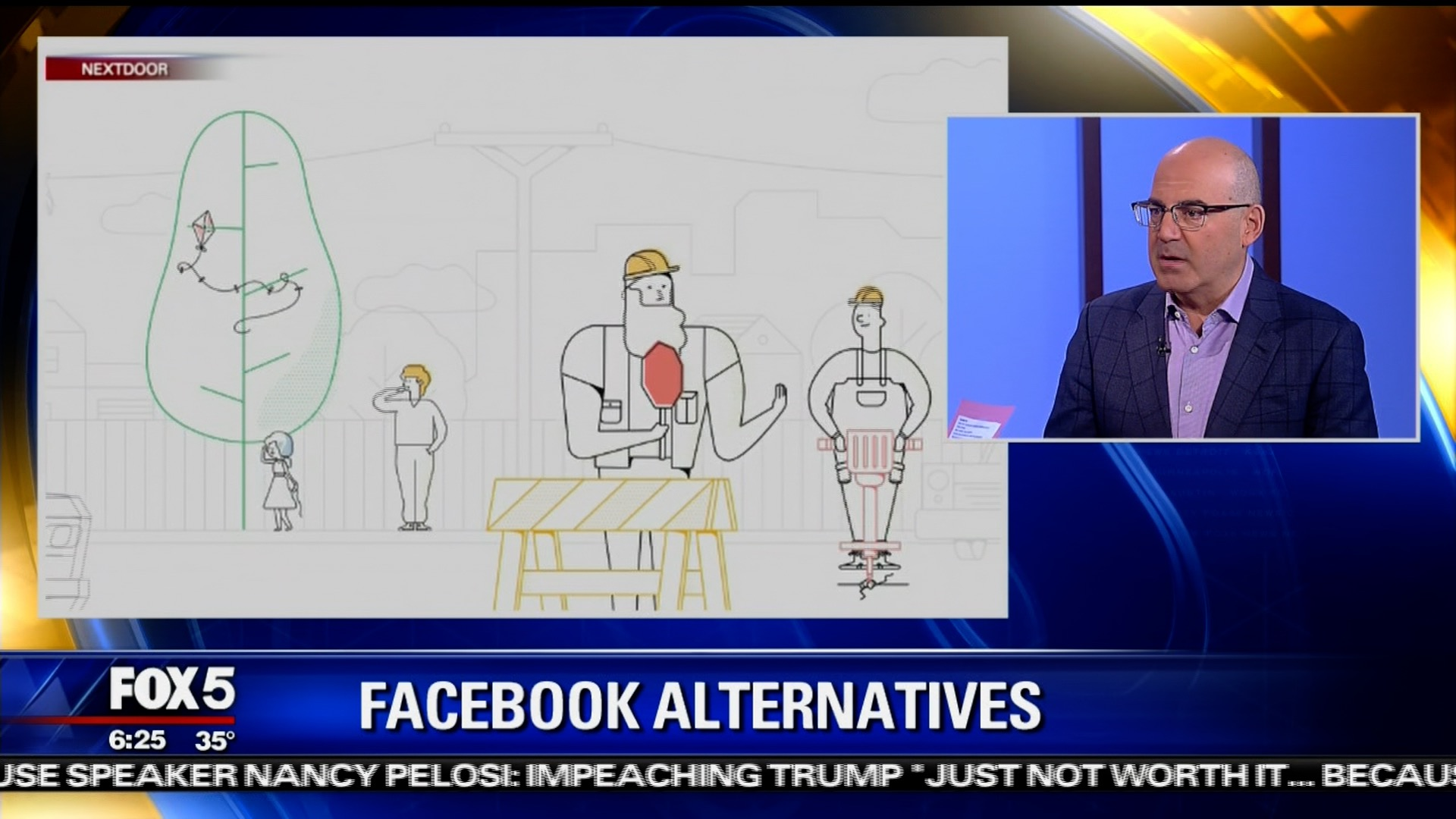Alternative social network platforms