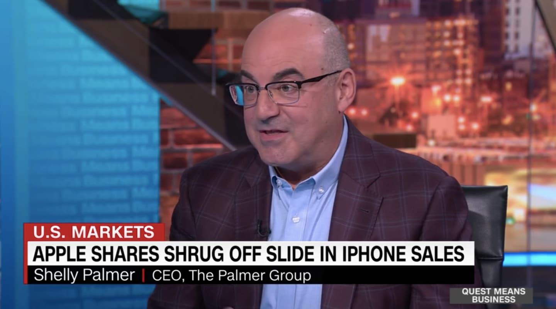 Apple's Q3 2019 Earnings | Shelly Palmer on CNN