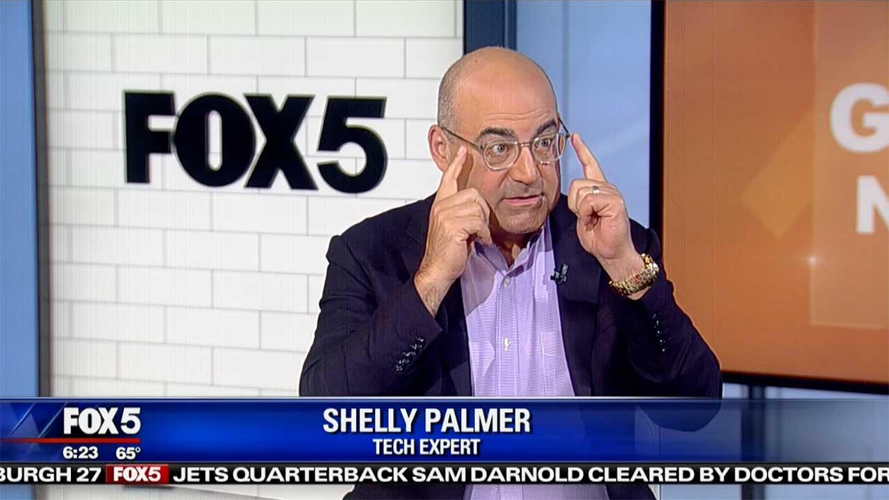 Shelly Palmer on Fox 5