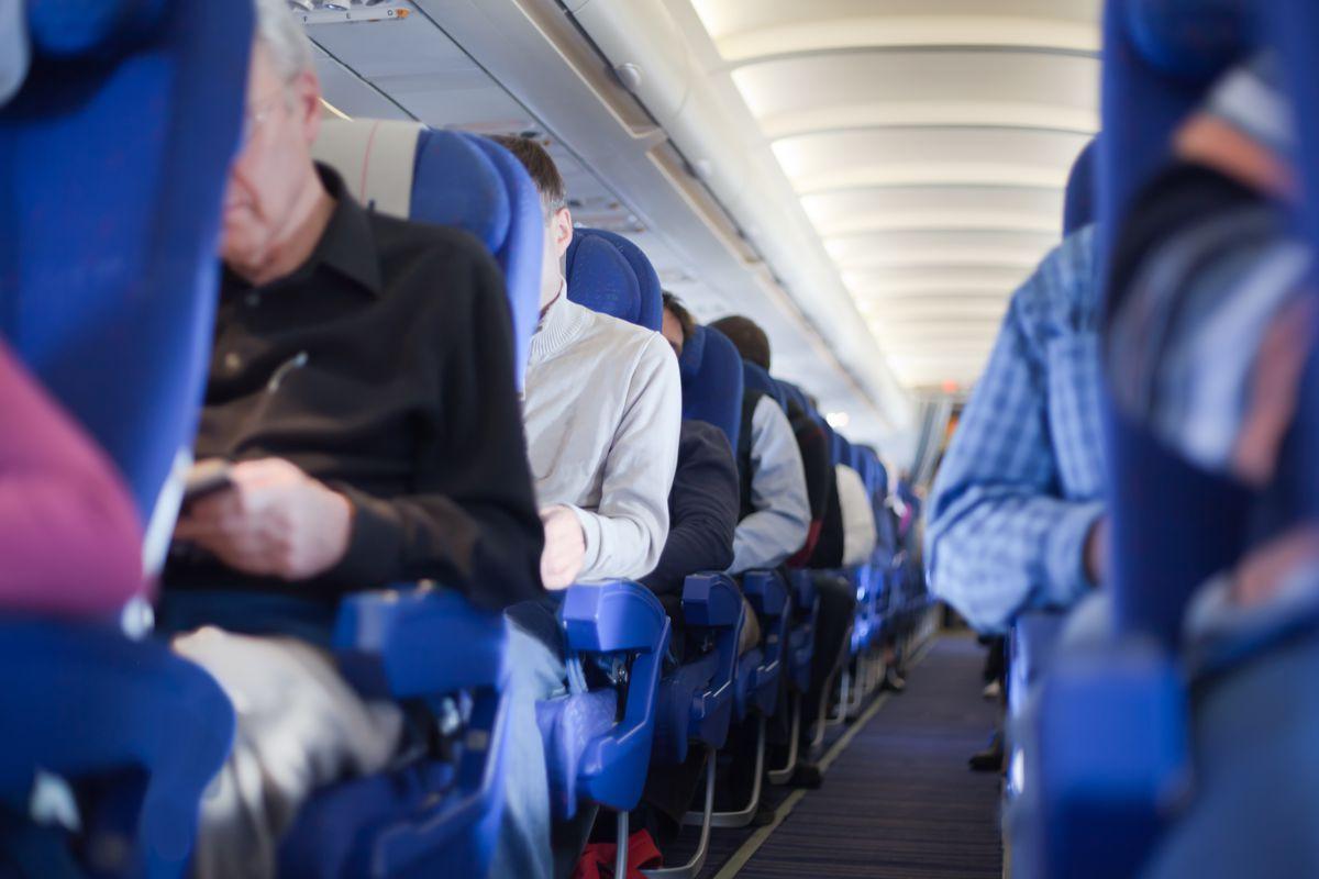 Airplane asile