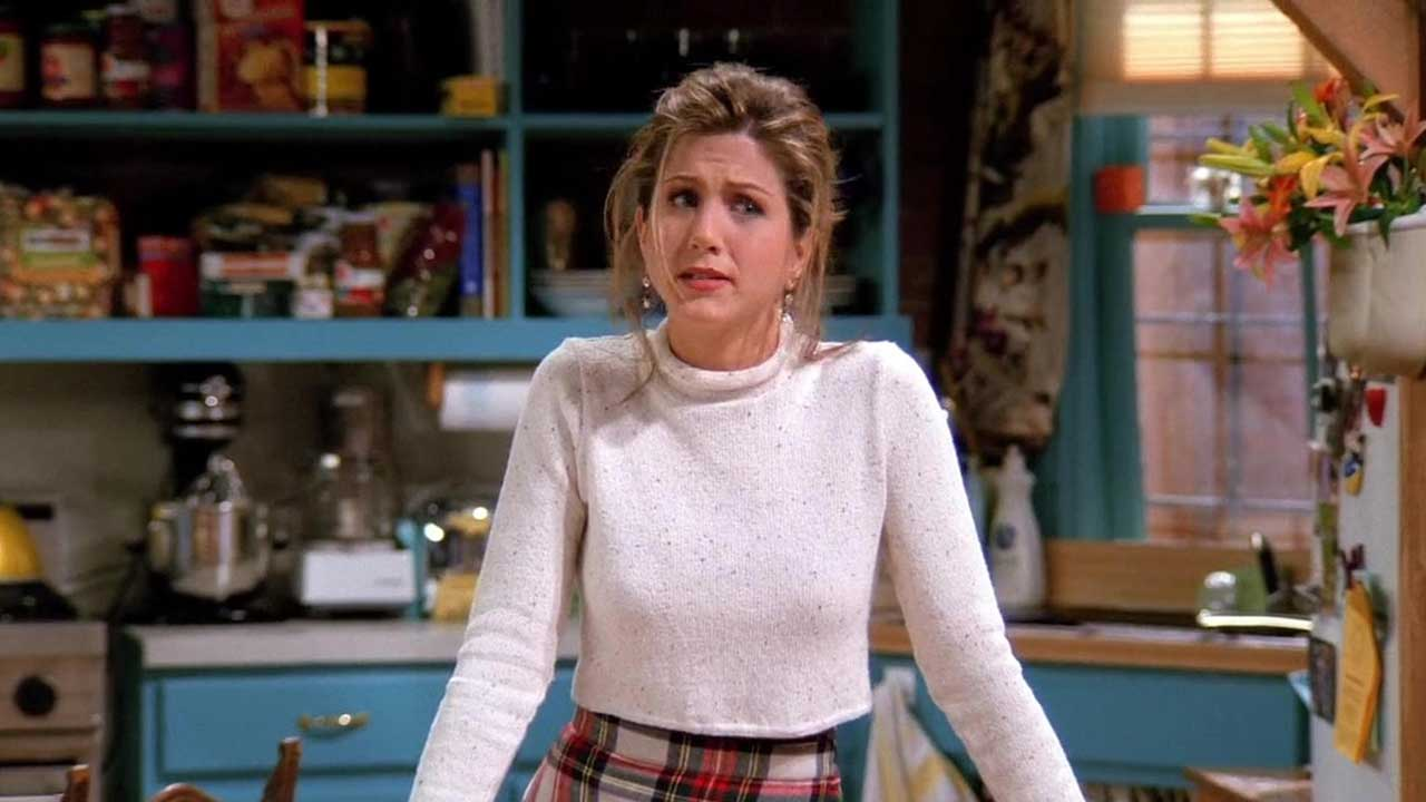 Clicking on Jennifer Aniston's Sweater Just Got Real