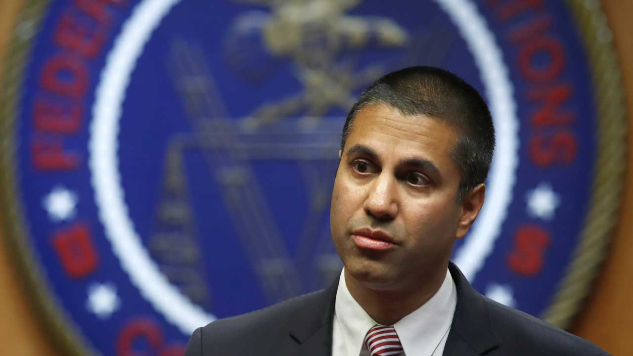 3Mbps uploads still fast enough, says outgoing FCC chair