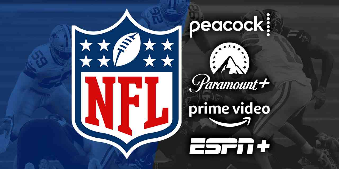 NFL streaming packages