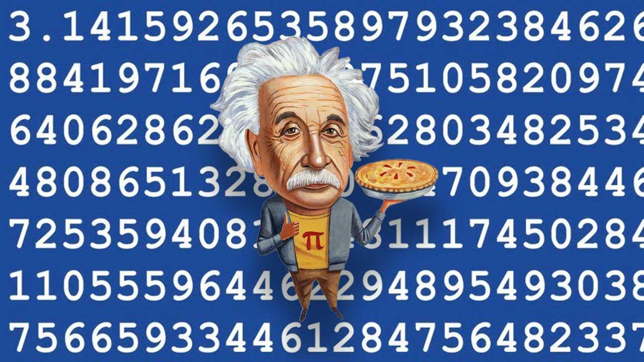 Einstein Pi