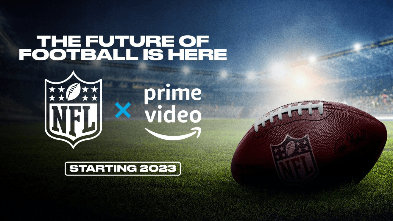 Amazon Prime Video NFL