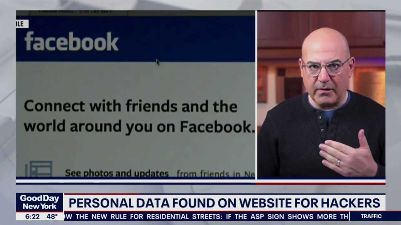 What to Do About the Facebook Data Leak