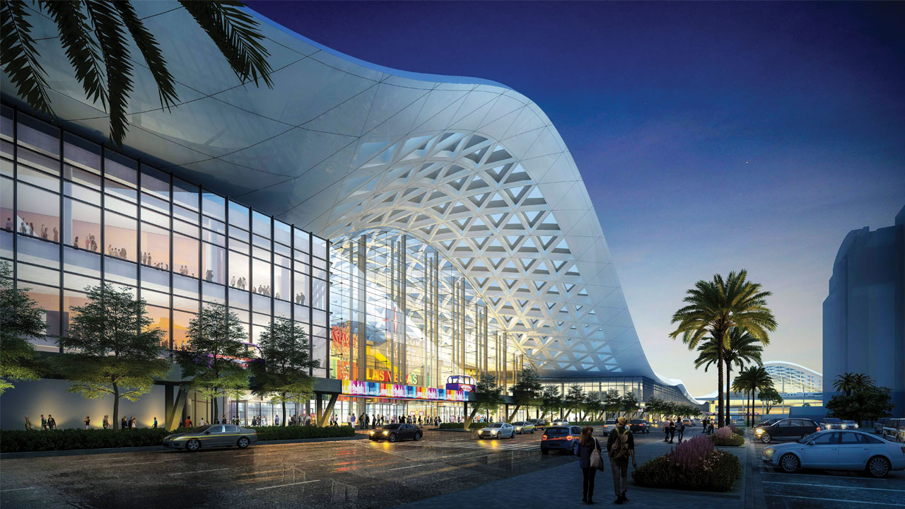 CES 2022 West Hall LVCC