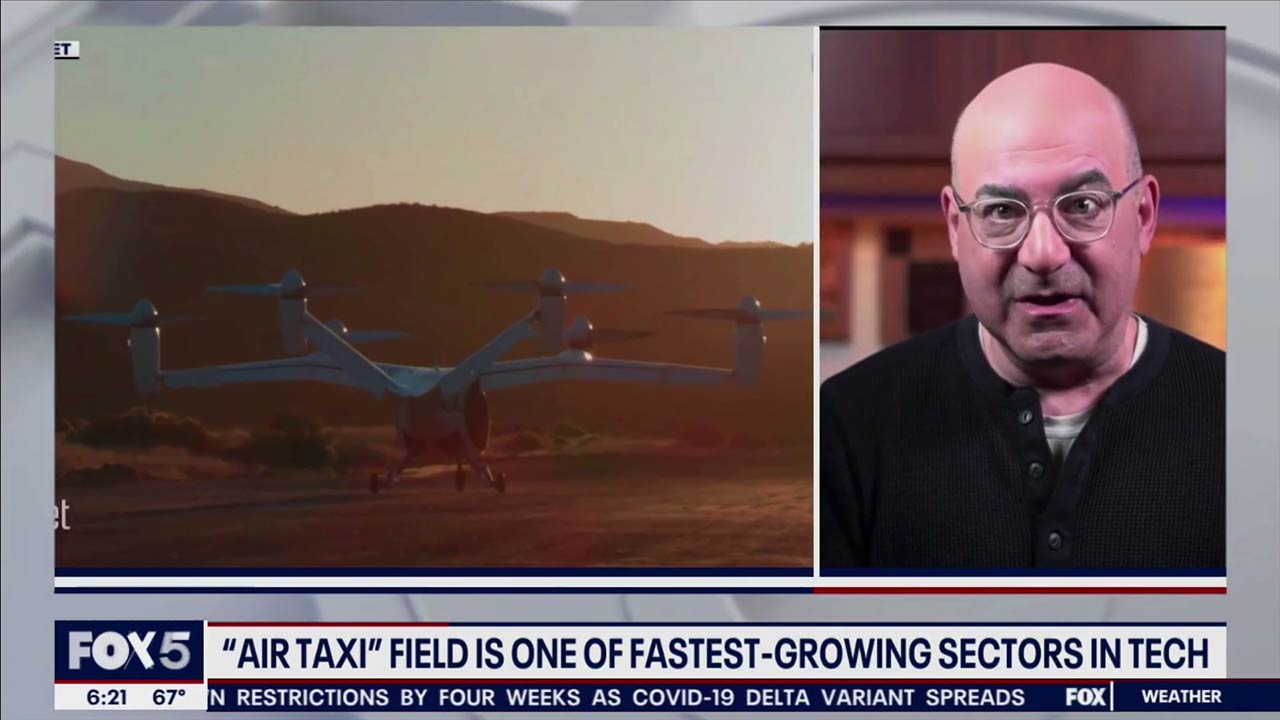 Flying Cars and eVTOL… Coming Soon?