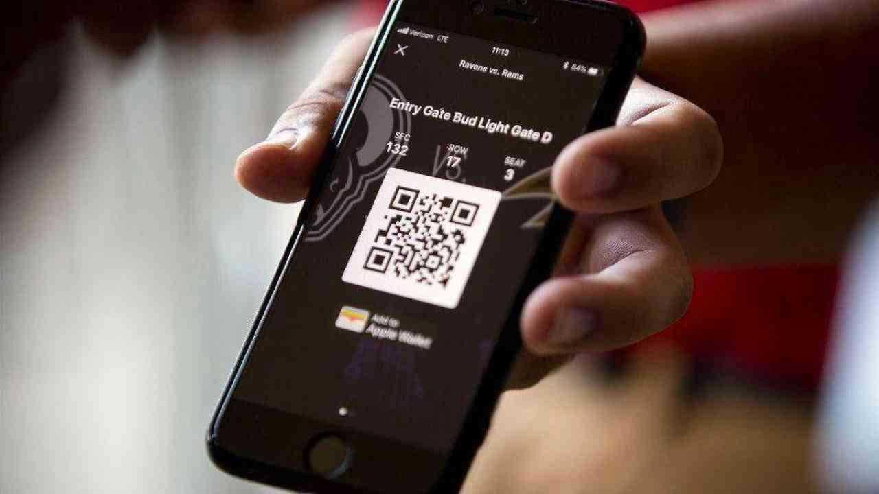 Digital Ticket