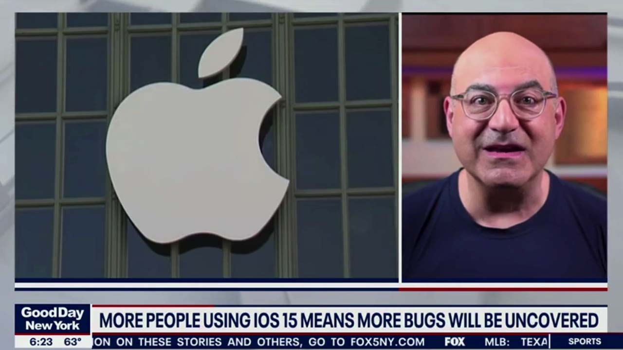 Don't Upgrade to iOS 15… Yet