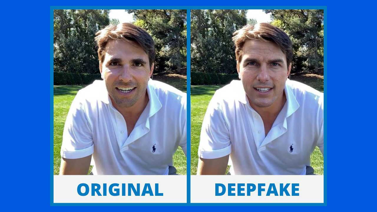 The Deepest Deepfake of All